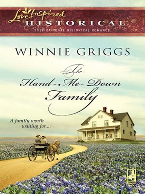 cover image of The Hand-Me-Down Family