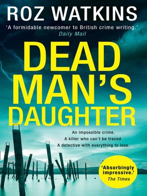 cover image of Dead Man's Daughter