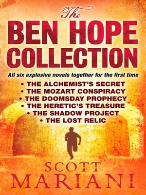 cover image of The Ben Hope Collection
