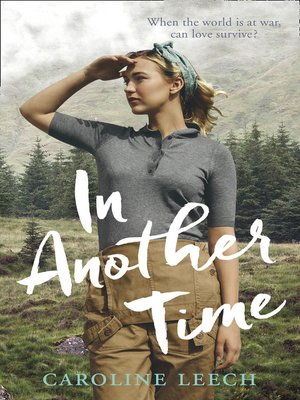 cover image of In Another Time