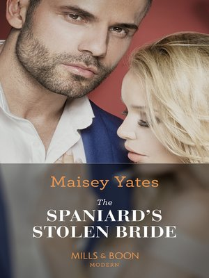 cover image of The Spaniard's Stolen Bride