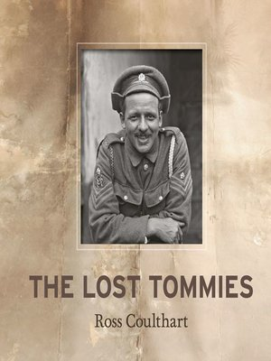 cover image of The Lost Tommies