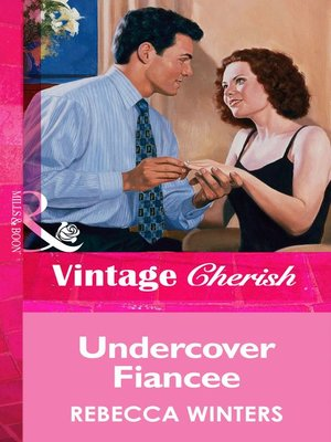 cover image of Undercover Fiancee
