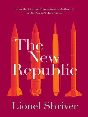 cover image of The New Republic