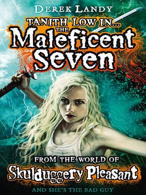 cover image of Tanith Low in the Maleficent Seven