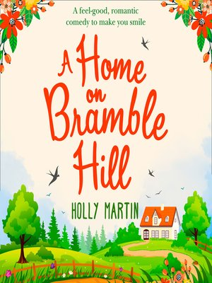 cover image of A Home On Bramble Hill