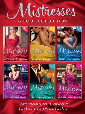 cover image of The Mistresses Collection