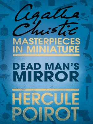 cover image of The Dead Man's Mirror