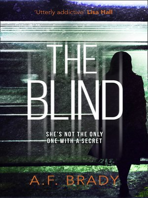 cover image of The Blind