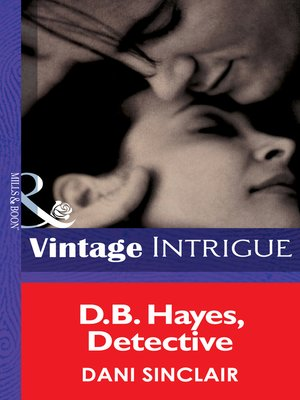 cover image of D.B. Hayes, Detective