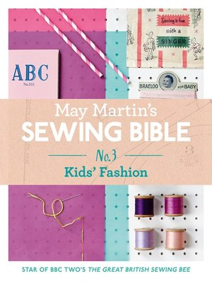 cover image of May Martin's Sewing Bible e-short 3