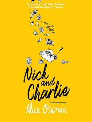 cover image of Nick and Charlie