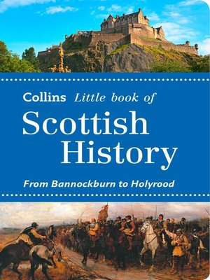 cover image of Scottish History