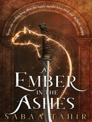 cover image of An Ember in the Ashes