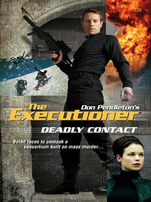 cover image of Deadly Contact