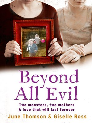 cover image of Beyond All Evil
