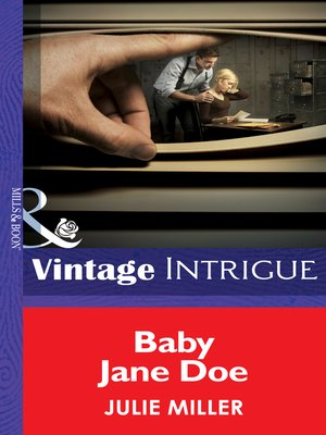 cover image of Baby Jane Doe
