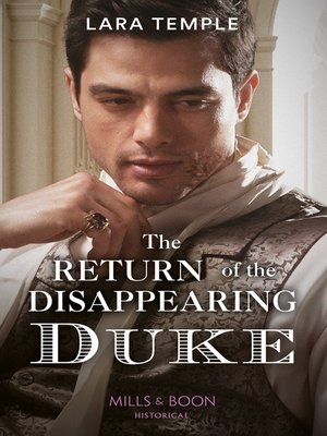 cover image of The Return of the Disappearing Duke