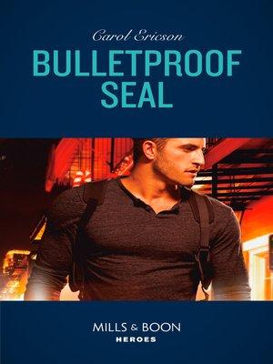 cover image of Bulletproof SEAL