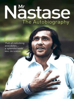cover image of Mr Nastase