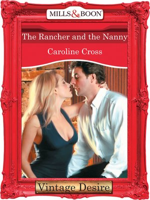 the rancher and the nanny cross caroline