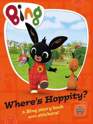 cover image of Where's Hoppity?