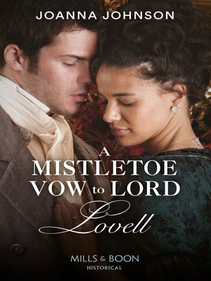 cover image of A Mistletoe Vow to Lord Lovell