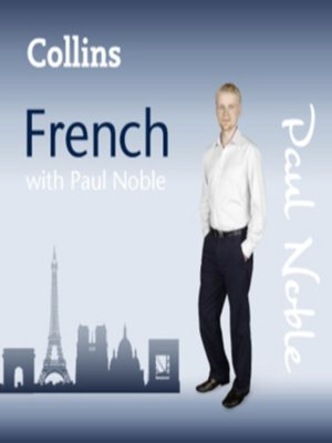 cover image of Collins French with Paul Noble