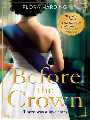 cover image of Before the Crown