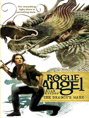 cover image of The Dragon's Mark