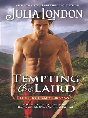 cover image of Tempting the Laird