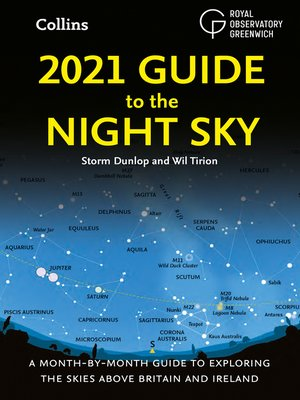 cover image of 2021 Guide to the Night Sky