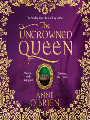 cover image of The Uncrowned Queen