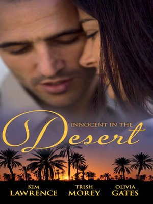 cover image of Innocent in the Desert