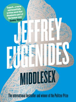 cover image of Middlesex