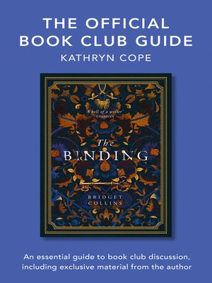 cover image of The Official Book Club Guide