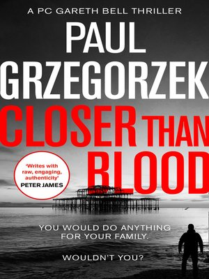 cover image of Closer Than Blood