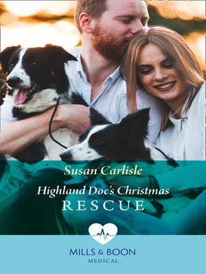 cover image of Highland Doc's Christmas Rescue