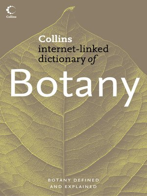 cover image of Botany