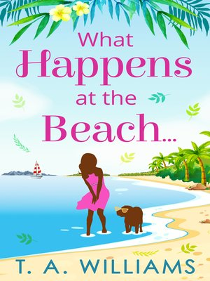 cover image of What Happens at the Beach...