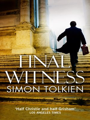 cover image of Final Witness
