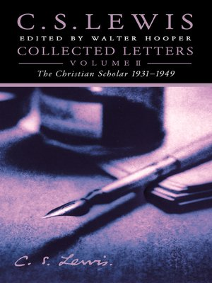 cover image of Collected Letters, Volume II