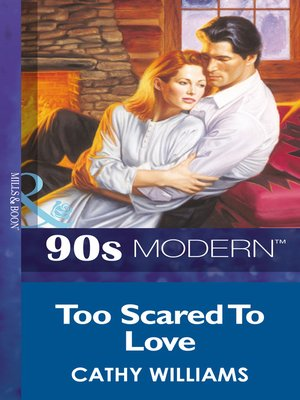 cover image of Too Scared to Love