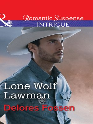 cover image of Lone Wolf Lawman