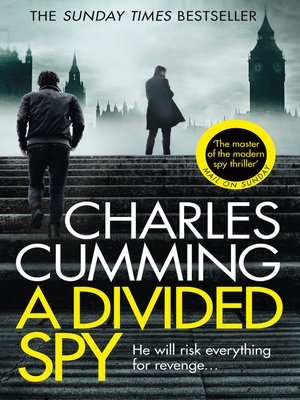 cover image of A Divided Spy