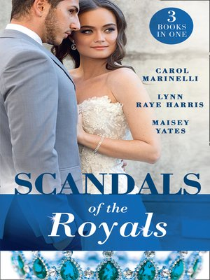 cover image of Scandals of the Royals