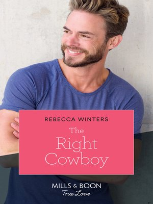 cover image of The Right Cowboy
