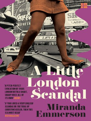 cover image of A Little London Scandal