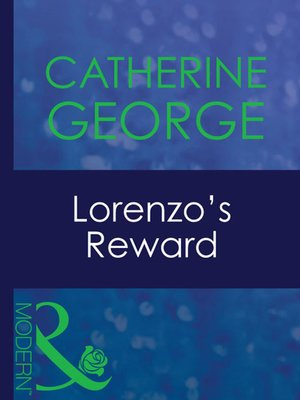 cover image of Lorenzo's Reward