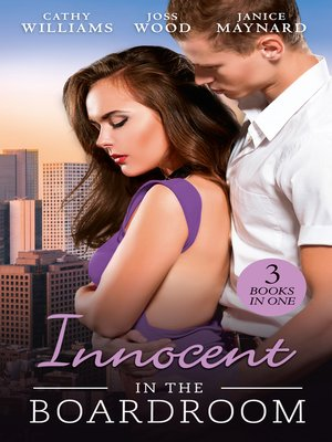 cover image of Innocent In the Boardroom